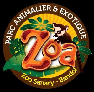 Logo Zoa Parc