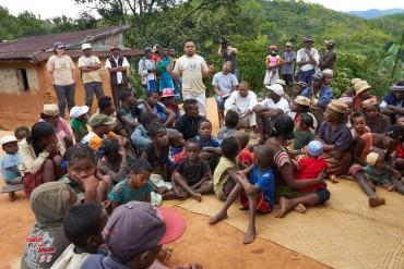 Nouvelle session de sensibilisation pour les villageois du projet Bamboo lemur
