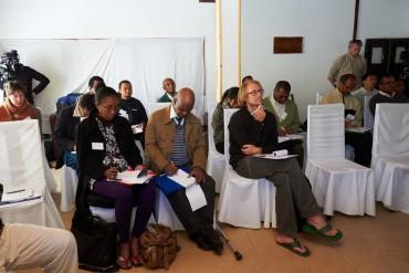 Les spécialistes du grand hapalémur réunis à Ranomafana