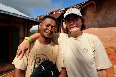 Nary Randrianarijaona, coordinateur d'Helpsimus à Madagascar
