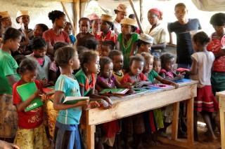 Des fournitures scolaires pour plus de 600 enfants !