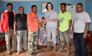 Des agents verts pour la commune de Tsaratanana