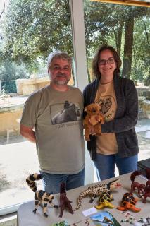 Journées Helpsimus au Zoo de La Palmyre