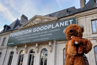 Exposition à la Fondation GoodPlanet