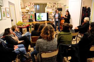 «Apéro découverte» organisé par la Fondation Le Pal Nature