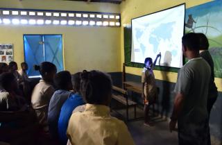 Démarrage des ateliers pédagogiques à Sahofika!