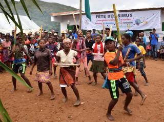 « Fête du Simus » 2018 et inauguration de la nouvelle école d'Ambohipo