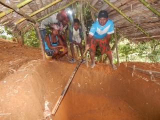 Amélioration de la gestion de l'eau et des déchets dans les villages