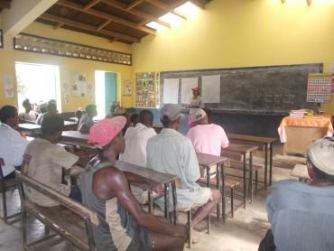 Amélioration de la gestion de l'eau et des déchets dans les villages – 2ème partie