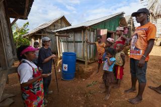 Amélioration de la gestion de l'eau et des déchets dans les villages – La suite (part II)