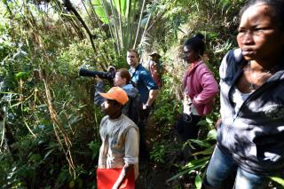 Projet d'écotourisme : nouveaux développements