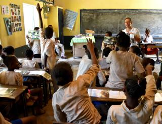 Formation de notre éducatrice Mary et lancement du nouveau programme d'éducation