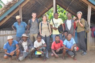 Les aventures de 2 écotouristes dans la forêt de Sahofika !