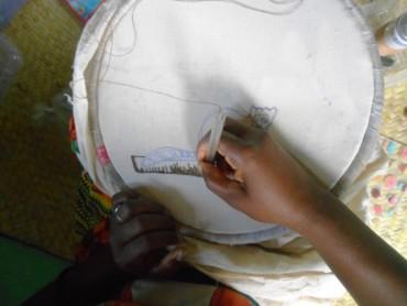 Développement du projet artisanal de broderie