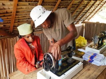 Redémarrage du projet artisanal de broderie