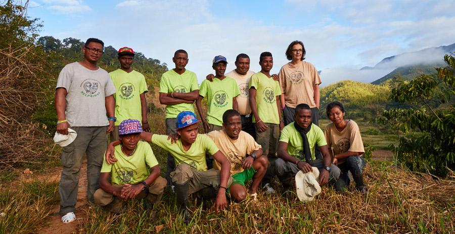 Séjour Eco-volontaire – Saïga